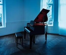 Eine Botschaft für Pianisten