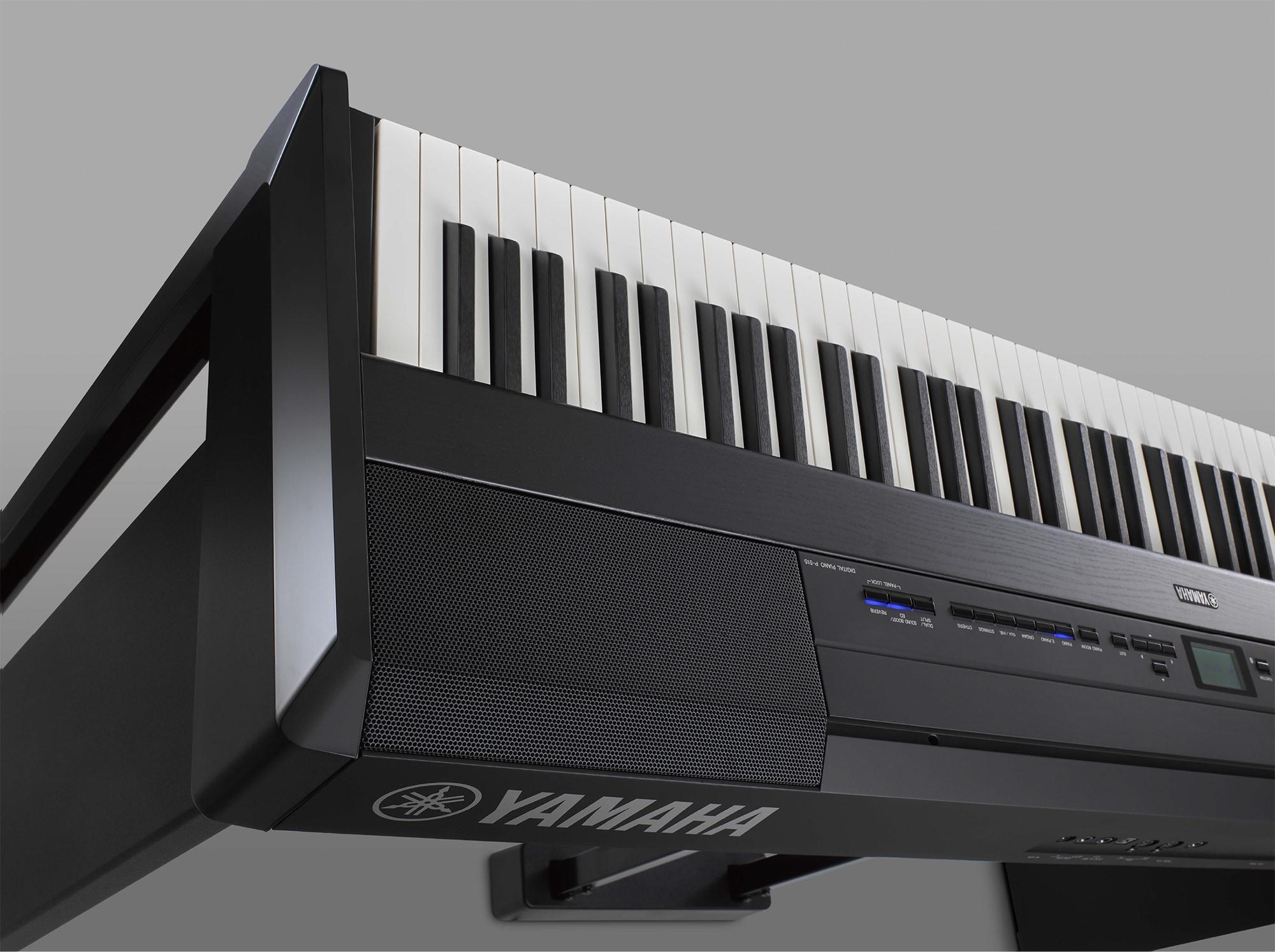 P-515 - Funktionen - P-Serie - Pianos - Musikinstrumente - Produkte ...